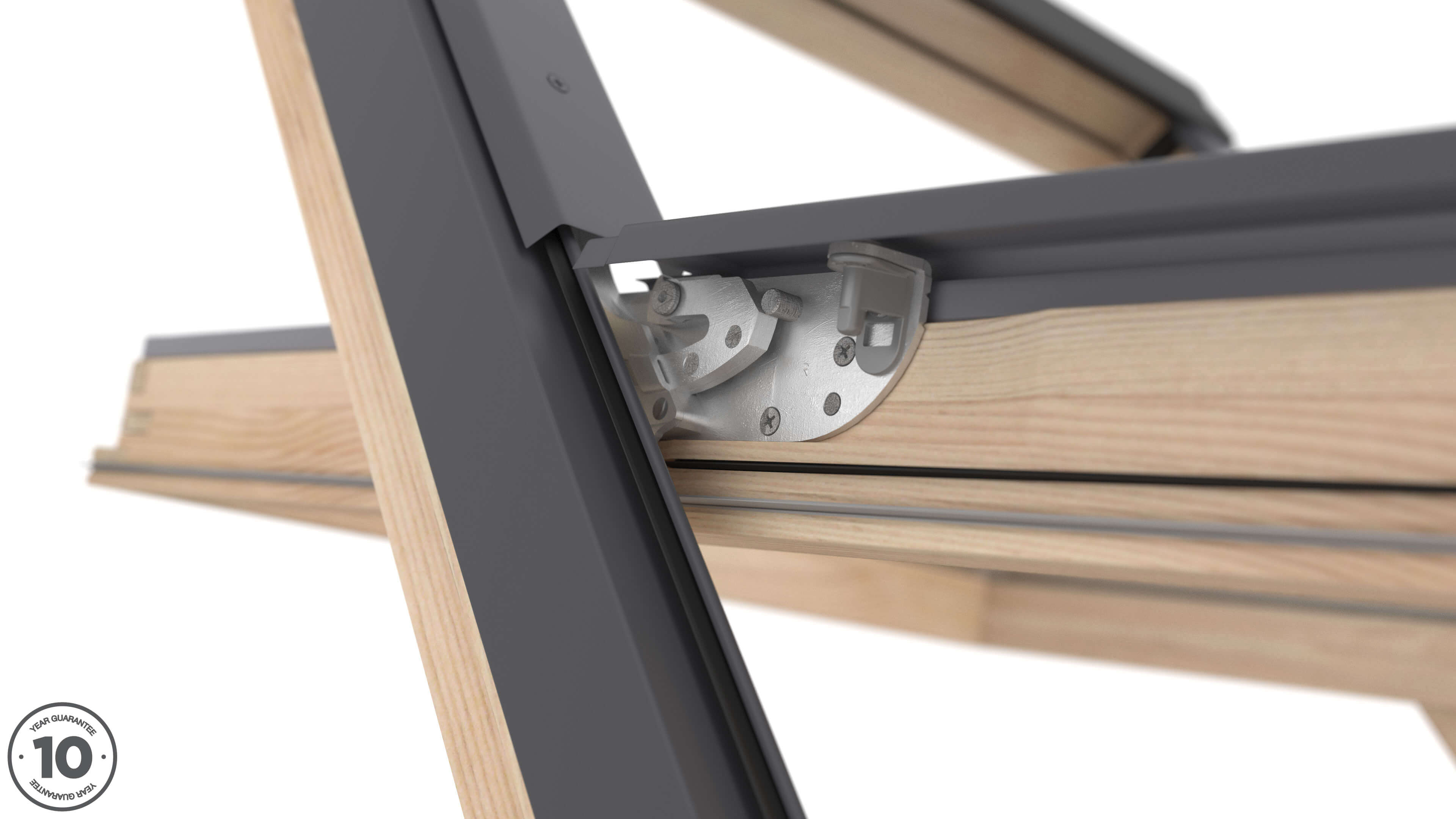 Durable hinges